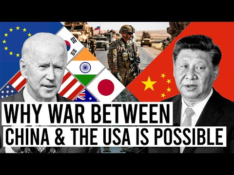 Why War Between China And The United States Is Possible