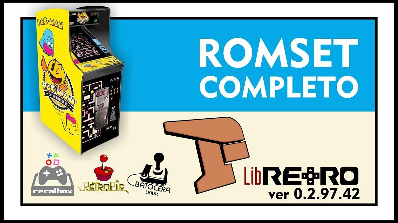 RECALBOX MAME TÉLÉCHARGER ROMSET 0.78