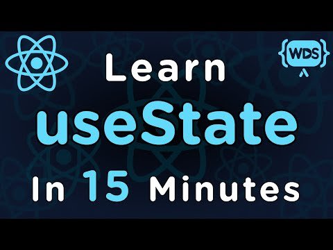 Learn useState In 15 Minutes – React Hooks Explained