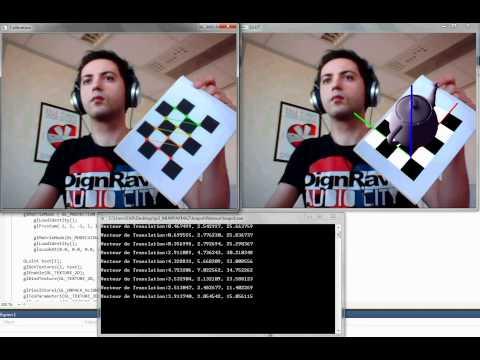 OpenCV Chessboard-based camera calibration
