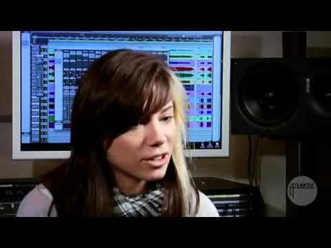 Christina Perri Interview 1