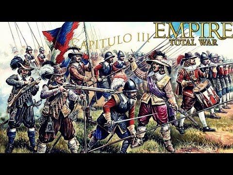 Empire Total War (Colonialism mod 1600AD). Campaña con España; Capítulo 3.