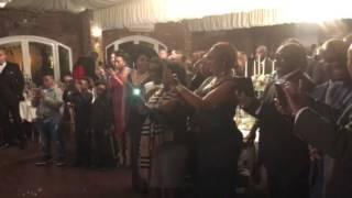 First Dance @ A Charles Emeka Wedding