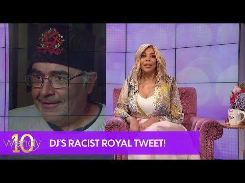 British DJ Fired for Racist Royal Baby Tweet