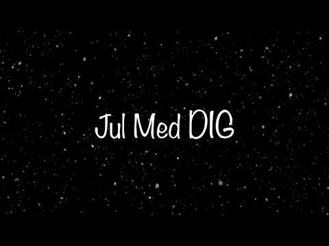 Jul Med DIG - Jonas Vogel, Smilla Engelsted, Andreas Helbo, Alex Olsen, Harris & Marcel Gbekle