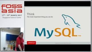 Introduction to MySQL Performance Tuning - workshop 1hr - FOSSASIA 2017