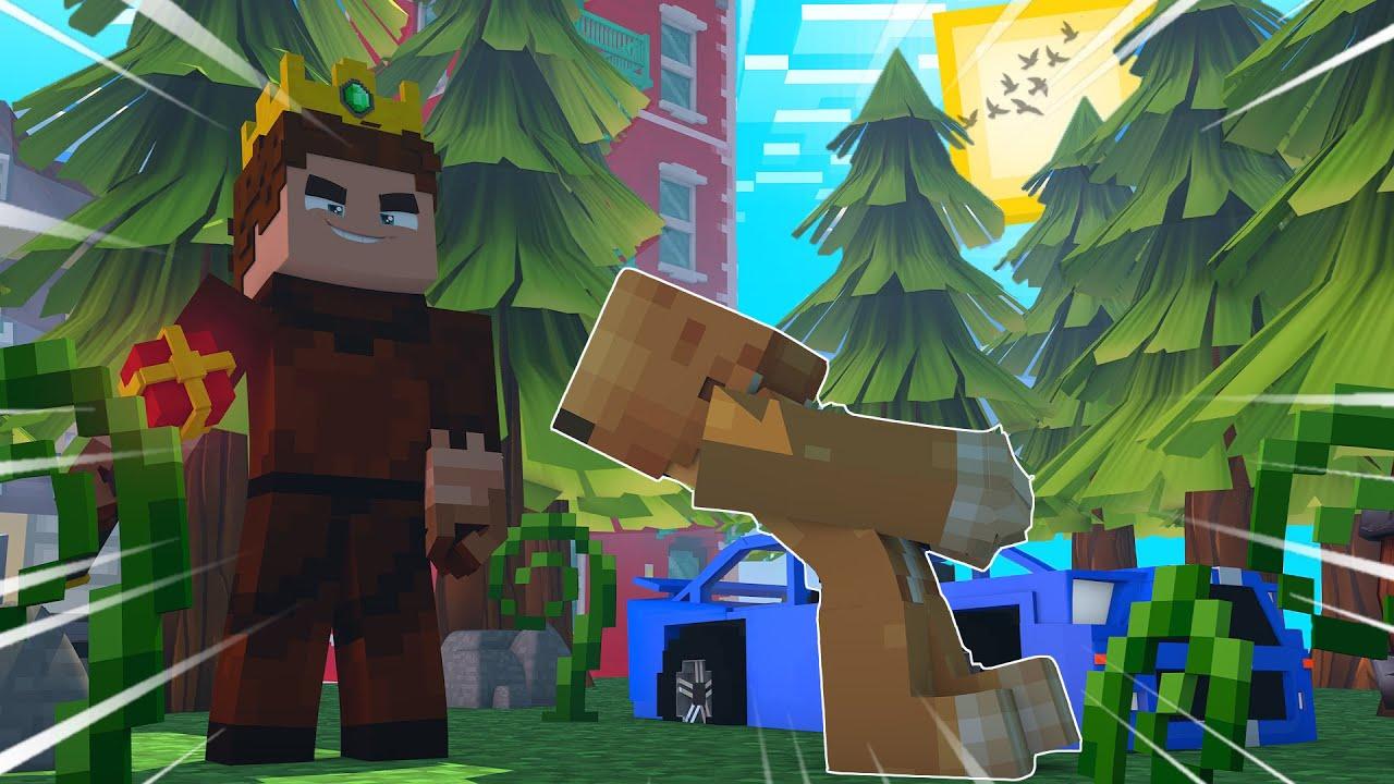 ZEKİ BEBEK 24 SAAT KÖLEM OLDU! 😱 - Minecraft