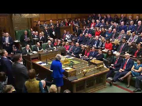 O último esforço de Theresa May
