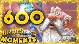 Anduin Fixed His Weakness! (BUG) | Hearthstone Daily Moments Ep. 600