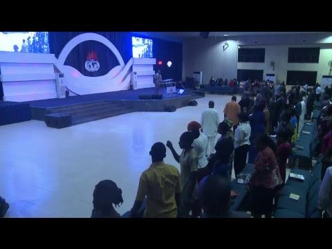 DOMI INC. Covenant Hour of Prayer (18-04-2018)- Live Stream