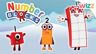 Numberblocks - Learn to Count | Numbers Made Easy | Wizz | Cartoons for Kids