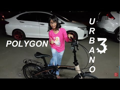 sepeda-lipat-polygon-urbano-3-⭐⭐⭐⭐⭐