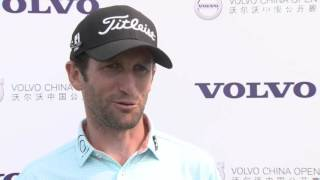 Volvo China Open (T1) : La réaction de Grégory Bourdy