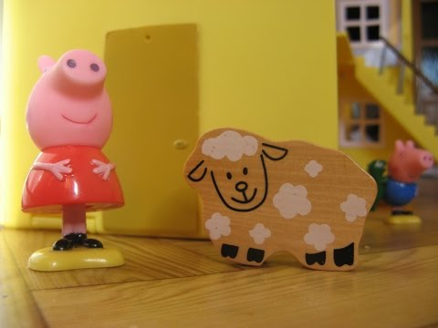 Пеппа и заколдованная овечка Сьюзи. Свинка Пеппа на русском