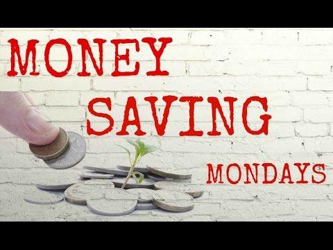 Money Saving Mondays #6 - Budget Planning & Money Saving Tips