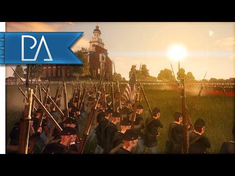 GETTYSBURG: MCPHERSON RIDGE - North & South: American Civil War Mod Gameplay
