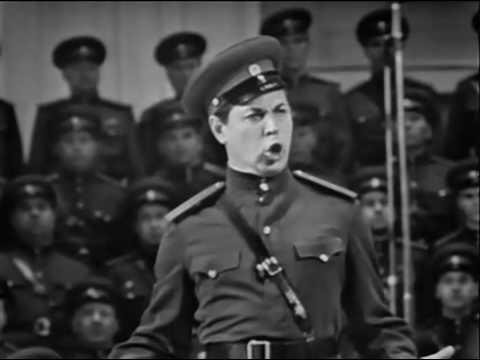 """The Ballad About Russian Boys"" - Leonid Kharitonov & Russian Red Army Choir (Live)"