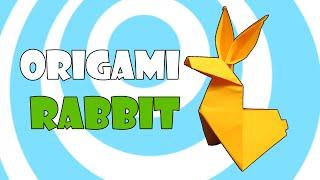 Origami Rabbit Instructions
