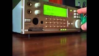 Obyčejnej svět Abraxas, Yamaha MU 2000EX Analog Kit+Standard Kit
