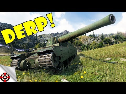 World of Tanks – Funny Moments | TIME TO DERP! (WoT, August 2018)