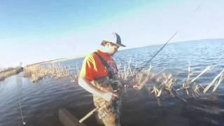 Devils Lake ND Walleye and Northern Fishing