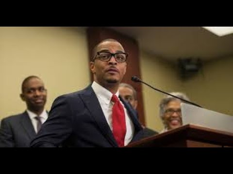 Glenn Cosby - Rapper T.I. wants to form the 'Avengers' of black investment