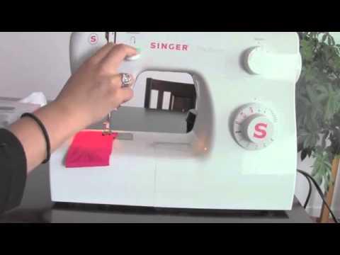 Hướng dẫn sử dụng máy may mini gia đình Singer