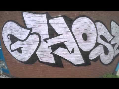 Graffiti , Ghost EA , Raw Footage 3