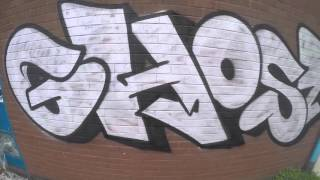 Graffiti - Ghost EA - Raw Footage 3