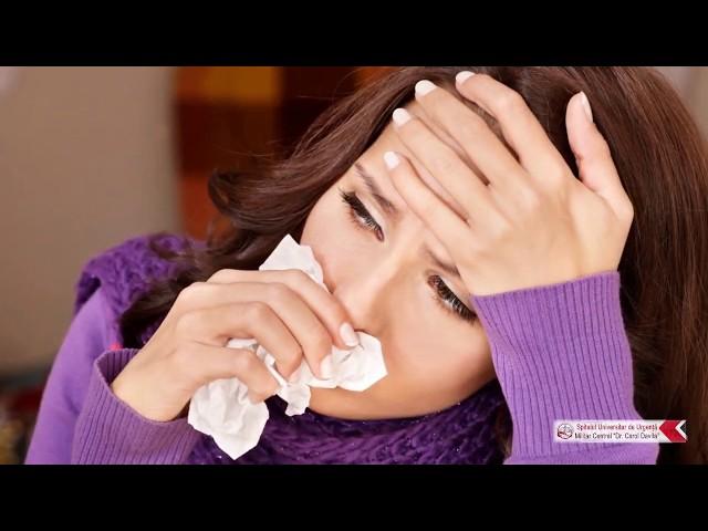 Bolile pulmonare cronice in sezonul rece