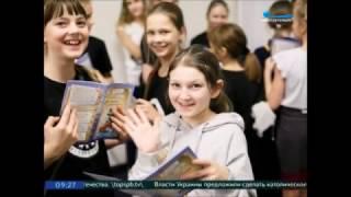 """Этикет для детей, программа """"Беседка"""" на телеканале """"Санкт-Петербург"""""""
