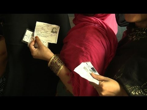 First day of voting in India as marathon elections kick off