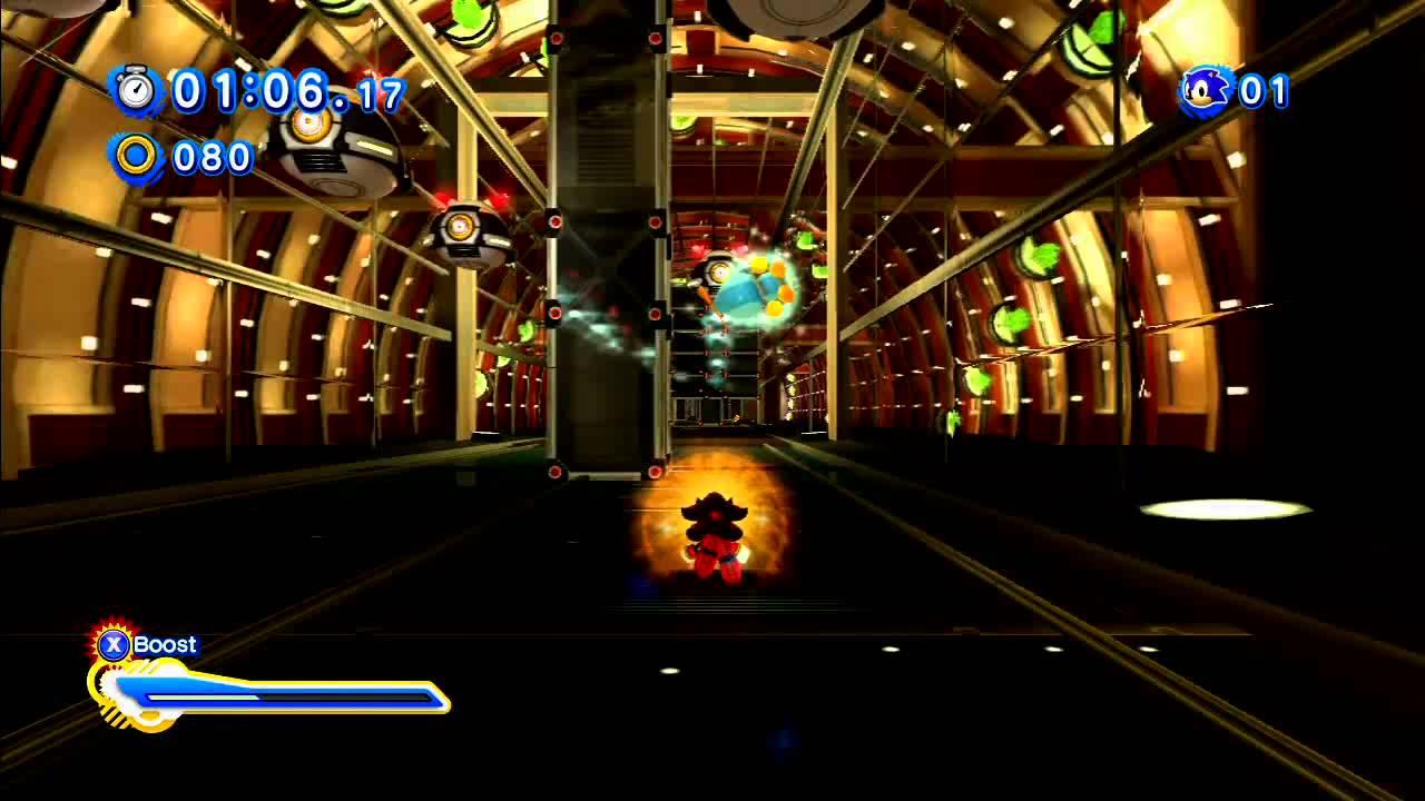 Sonic Adventure 3 Gameplay