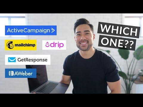 Best Email Marketing Platforms 2020? Email Marketing Comparison