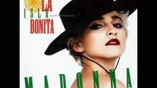 Maddona - La Isla Bonita