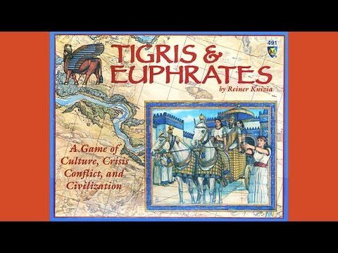 Tigris & Euphrates -  Teach and Play