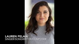Lauren Pelaia Original Music Audio Reel