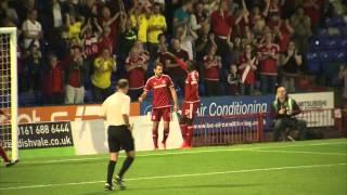 Video Gol Pertandingan Oldham Athletic vs Middlesbrough