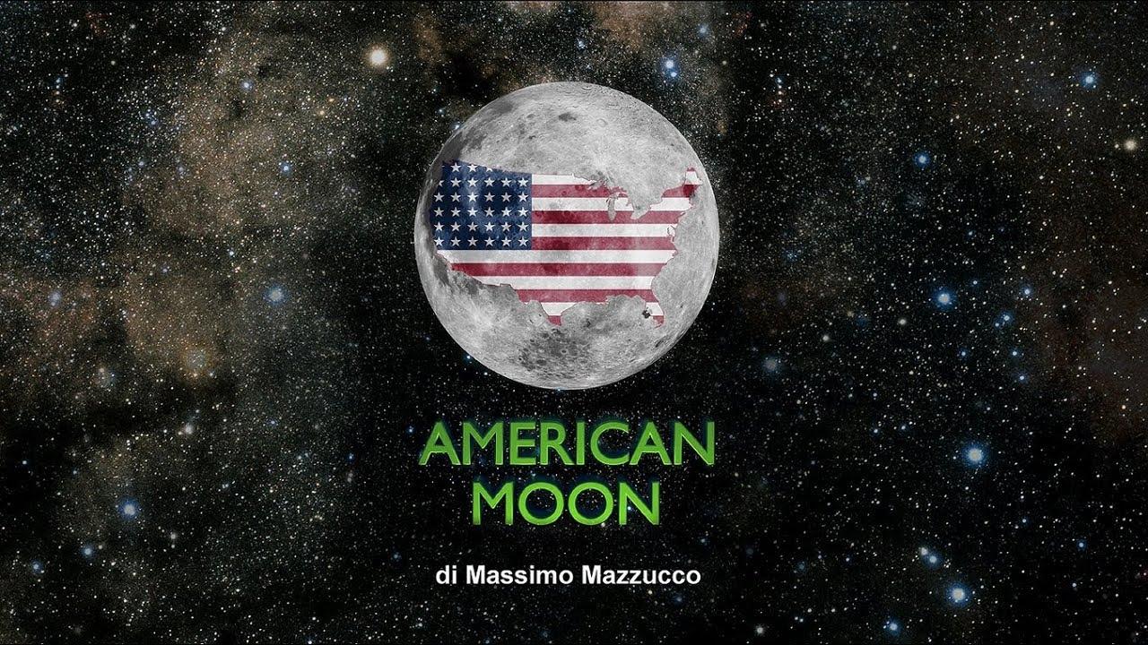 """""""American Moon"""" di Massimo Mazzucco - Trailer IT"""