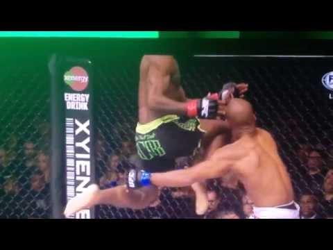 Лучшие нокауты 2014 года в UFC, которые вы могли пропустить