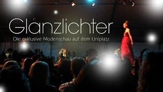 Fuldas Glanzlichter 2014 | Die exklusive Modenschau auf dem Uniplatz