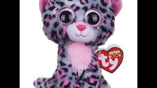 обзор на мягкую игрушку леопард по имени Лёппа!