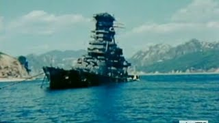 What happens when you mess with the US Navy - Battleship Haruna