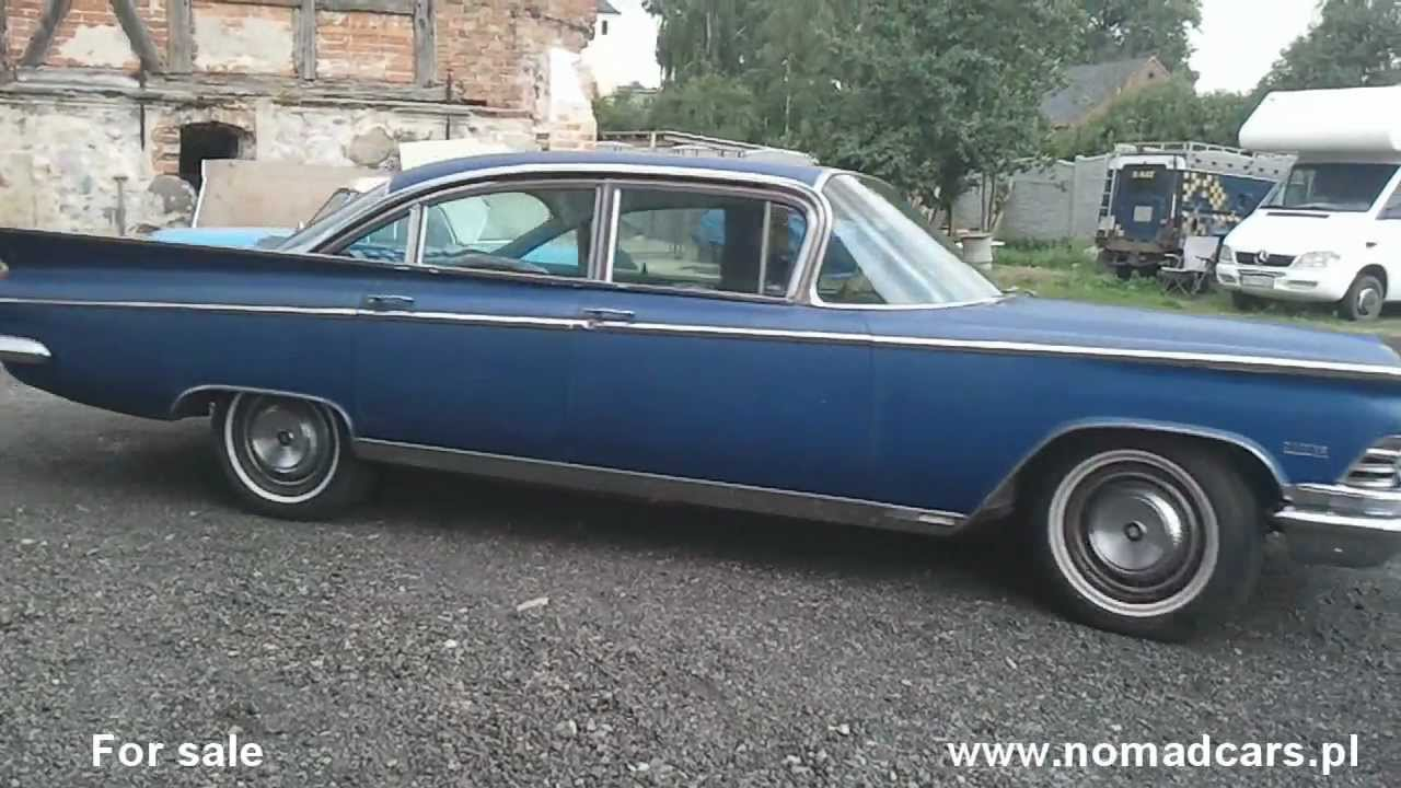 1959 Buick Electra 225 Nomadcars Hd Youtube