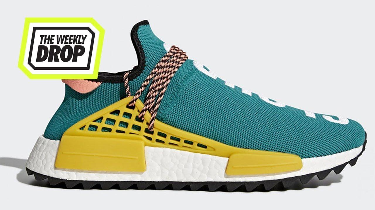 b9bb6bab6 adidas Pharrell Williams HU NMD Trail Australian Sneaker Release Info  The  Weekly Drop