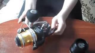 Обзор катушки MIFINE XY 5000.