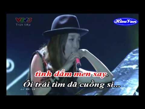 Karaoke Bang bang boom boom - Dinh Huong