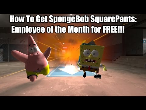 How To Get SpongeBob SquarePants: Employee of the Month for free on PC [Windows 7]