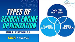 Types of Search Engine Optimization (SEO)