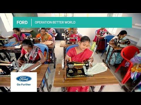 Empowering Women | Global Operation Better World